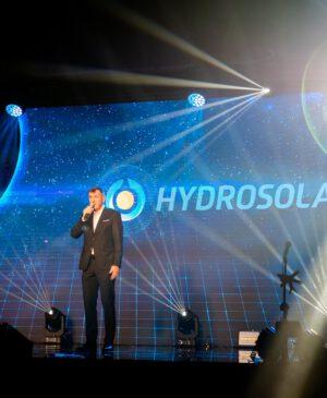 Uroczystość otwarcia Hydrosolar