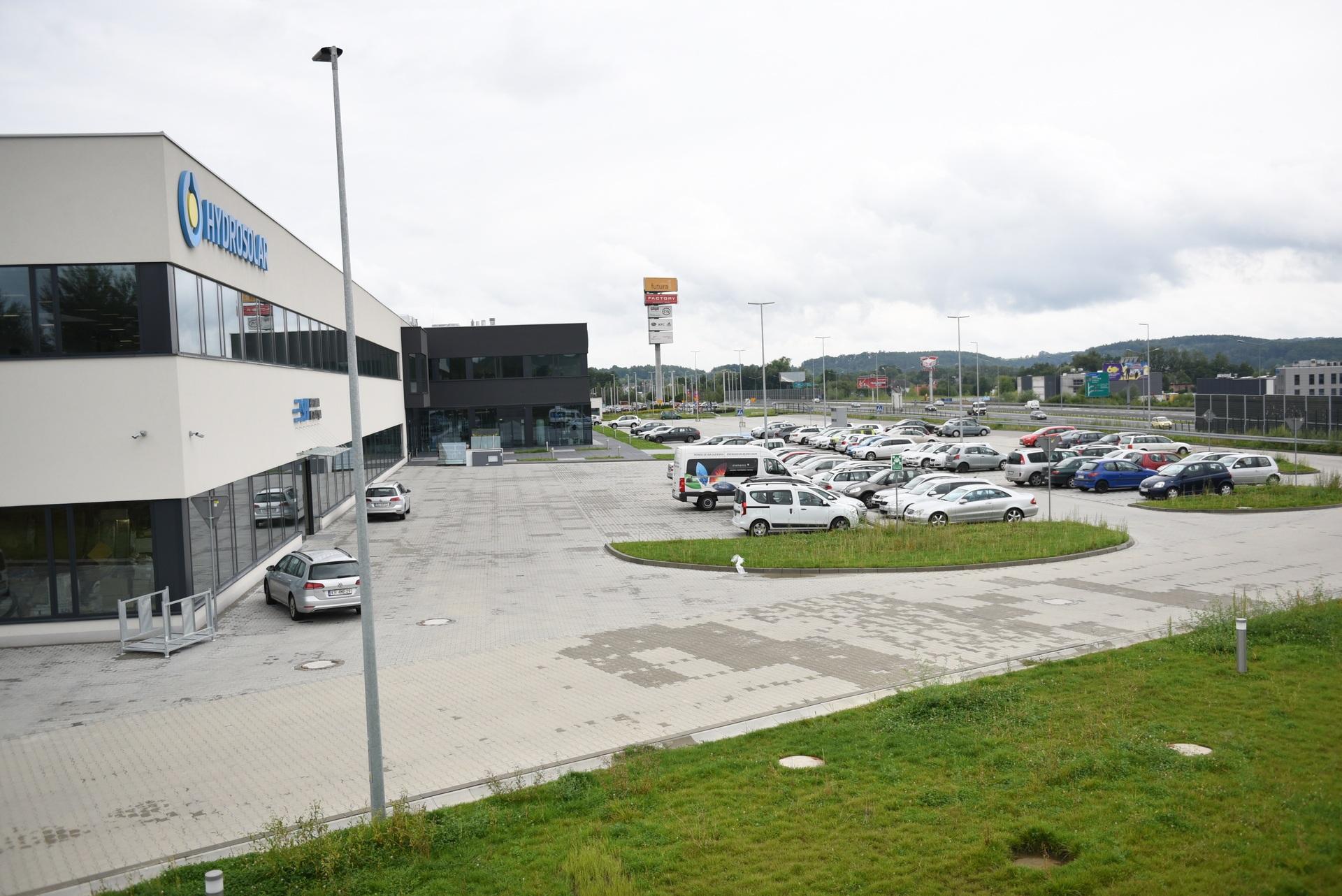 Hydrosolar Małopolska Parking