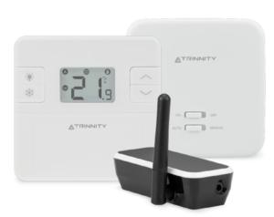 Elektroniczny regulator temperatury programowalny, internetowy TRINNITY TRRT310i(WB2)