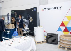 Trinnity - targi instalacyjne Hydrosolar